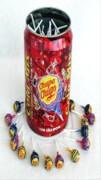 Süsswaren Cola Lutscher