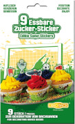 Fußball Zuckersticker 9 Stück