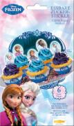 Disney Frozen - Die Eiskönigin 6 Zuckersticker