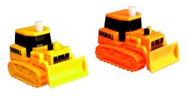 Aufzieh-Bulldozer