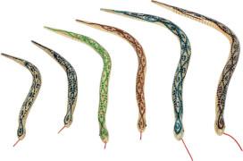 GoKi Gliederschlange aus Holz