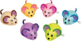 GoKi Mäuse zum Aufziehen, sortiert