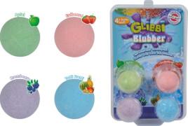 Simba Glibbi - Badekugeln ''Blubber'' (4 St.), verschiedene Farben, ab 3 Jahre