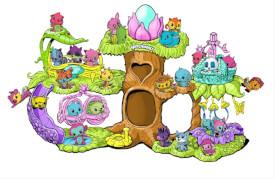 Spin Master Hatchimals Nursery Playset