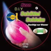 Schüttel-Schleim Glow in the dark, sortiert