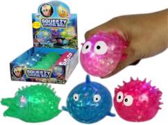 Flashing Squeezy Crystal Ball Sea Fun (nicht frei wählbar)
