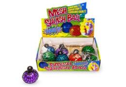 Squishy Mesh Ball sortiert