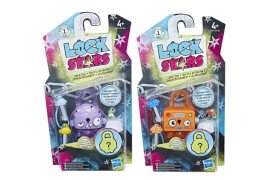 Hasbro E3103EU2 Lockstars - Verrückt verschlüsselt, ab 4 Jahren
