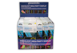 Mega Knicklicht Party, 100teilig, sortiert