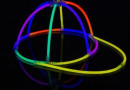 Knicklicht Basecap Farbmix