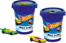 Magic Slime: Hot Wheels