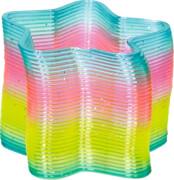Regenbogen-Spirale Prinzessin Lillifee (Sternform)
