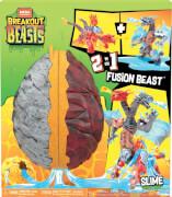 Mattel GGJ66 Mega Breakout Beasts Fusion Beast (80 Teile)