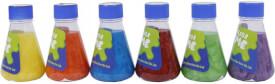 Professor Slime im Laborglas 6fach sortiert