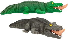 Dino World Quetsch Krokodil