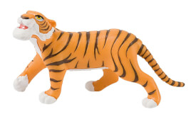 Bullyland Walt Disney Dschungelbuch- Shir Khan, ab 3 Jahren.