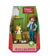 Bullyland Pettersson & Findus Geschenk-Set, ab 3 Jahren.