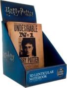 Harry Potter 3D Lenticular Notizbuch
