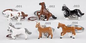 Depesche 5637 Horses Dreams Schlüsselanhänger