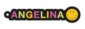 NICI Smiley For You - Anhänger ''Angelina'' mit Karabiner