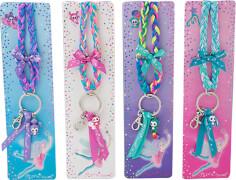 Depesche 6065 Minimoomis Schlüsselband mit figürlichem Anhänger