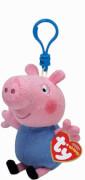 TY GEORGE PIG - KEYCHAIN
