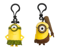 Minions Schlüsselanhänger 3D Motive aus Kinofilm