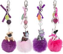 Depesche 6290 TOPModel Schlüsselanhänger -Fluffy Pets-