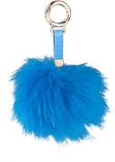 Depesche 4970 Trend LOVE Pompom azurblau
