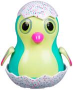 Hatchimals-Ei mit Plüsch-Clip mit Sound- & Lichteffekten aufziehbar