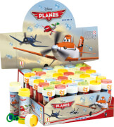 Disney Planes Seifenblasen 60 ml mit Geduldsspiel im Deckel