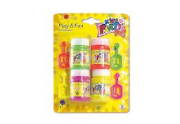 Toy Fun Seifenblasen Fun Set, 4 Stück