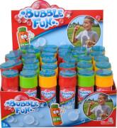 Bubble Fun Seifenblasen Flasche, 60ml, 3-s.