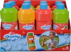 Bubble Fun Seifenblasen Flasche, 500ml, 3-s.