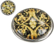 Button UP Button Ethno braun (4)