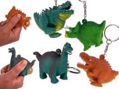 Schlüsselanhänger Squeeze Dino