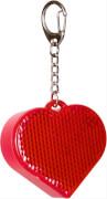 Blinkender Anhänger Herz  Bunte Geschenke