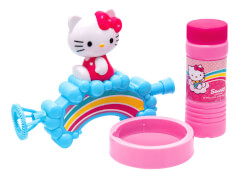 Hello Kitty Seifenblasen Figur