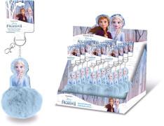 Die Eiskönigin 2 Schlüsselanh. mit Pompon (VE 12)