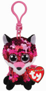 TY JEWEL FOX FLIPPABLE - CLIP