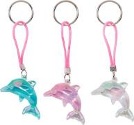 Delfin-Schlüsselanhänger Prinzessin Lillifee Meerjungfrau, sortiert