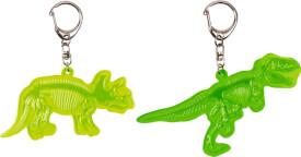 Leuchtender Anhänger T-Rex World, sortiert