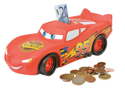 Bullyland, Walt Disney Cars Spardose Light McQueen