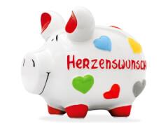 Mittelschwein Herzenswunsch