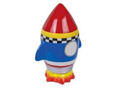 Keramikspardose Rakete