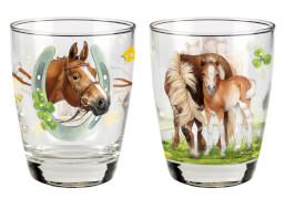 Trinkgläser Pferdefreunde (2 St. )
