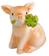 Mein Glücksschweinchen (Keramik) Viel Glück