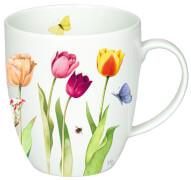 Tasse Tulpen GartenLiebe (M. Bastin)