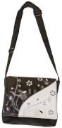 Crossbag Two-Toned Black&White