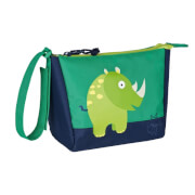 Lässig 4Kids Mini Washbag Wildlife - Rhino